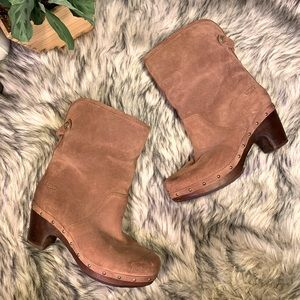 UGG Lynnea Suede Boots